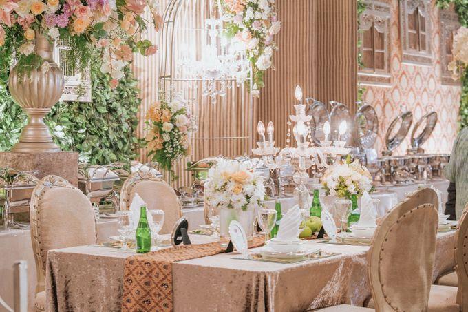 Wedding of Kika & Adit by Minity Catering - 019