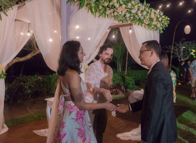 Aditi & Matt Wedding by Le Grande Bali Uluwatu - 006