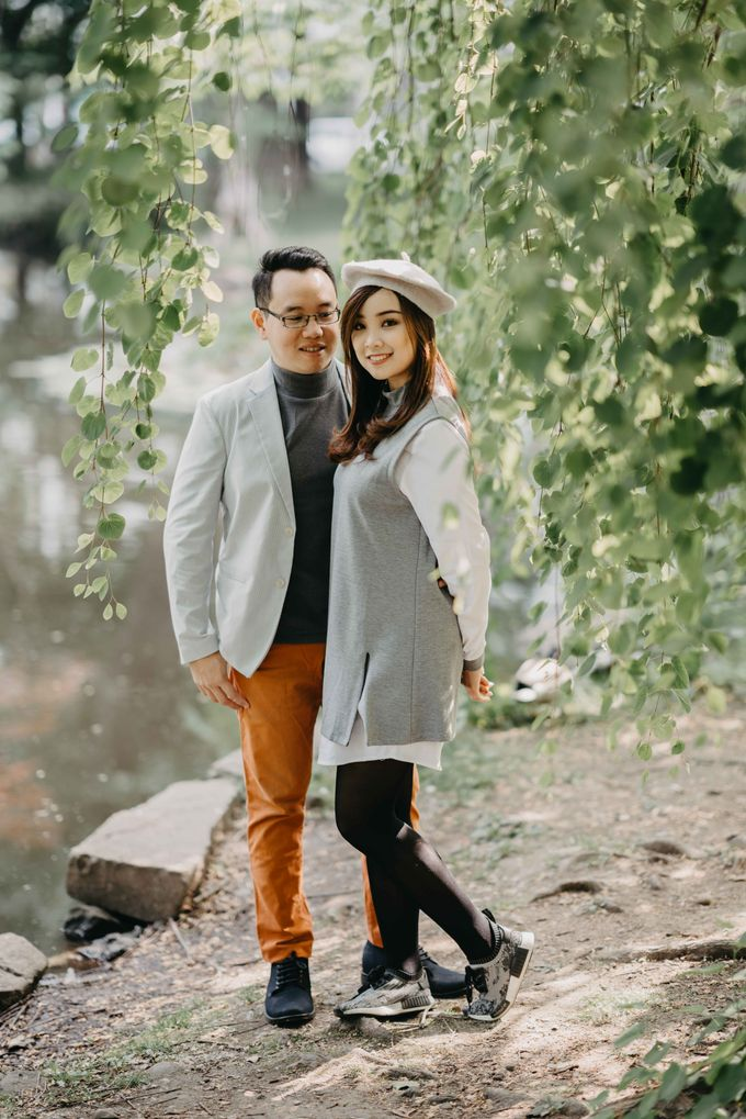 Prewedding Hadi & Evelyn Japan by Topoto - 005