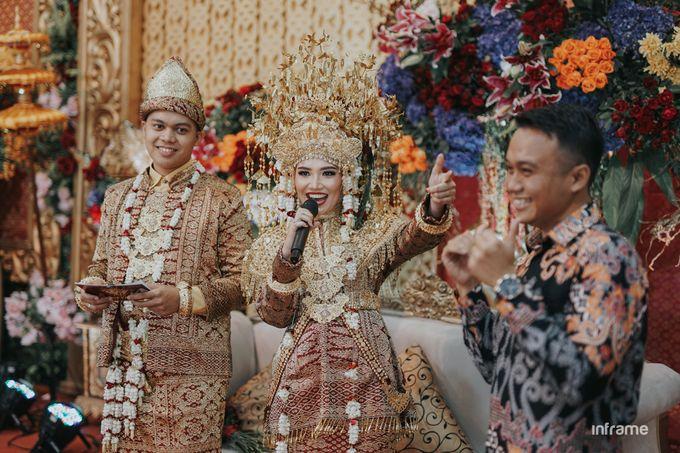 Yozha & Weldy Wedding day by Inframe photo video - 001
