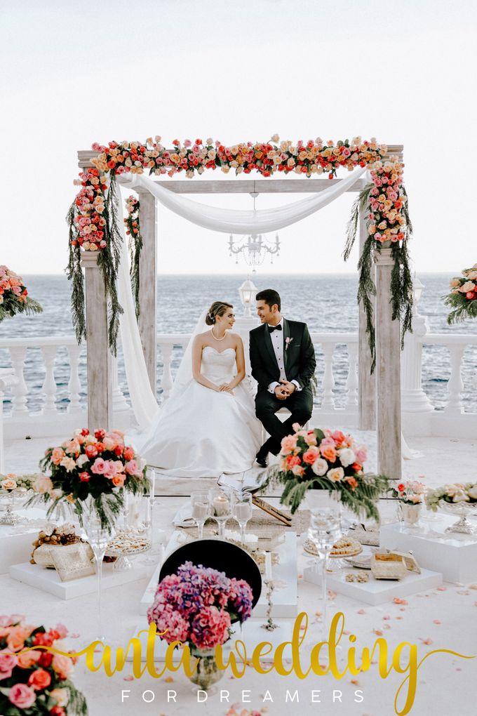 Iranian Wedding At Arma Restaurant by Anta Organization Wedding & Event Planner - 010