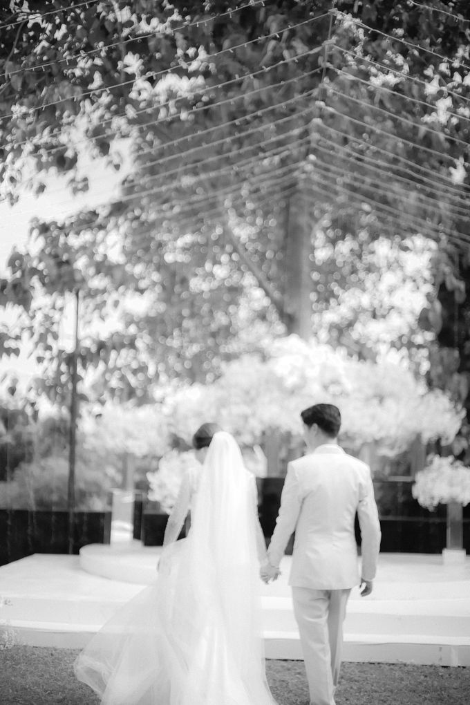 The Wedding of Hardi and Fanny by Kate Bridal and Couture - 006