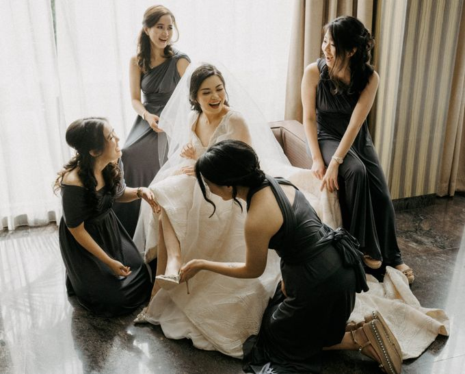 Wedding Day of  Albert & Connie by KIN Moments - 023
