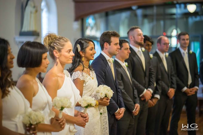 Wedding of Steph & Matthew by WG Photography - 011
