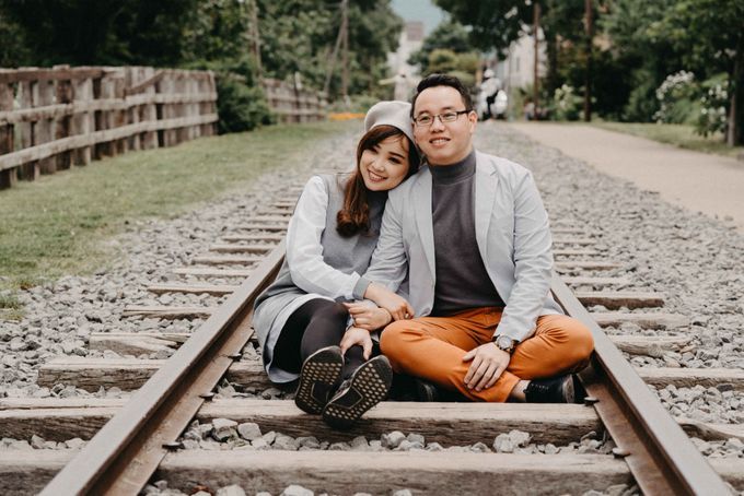 Prewedding Hadi & Evelyn Japan by Topoto - 007