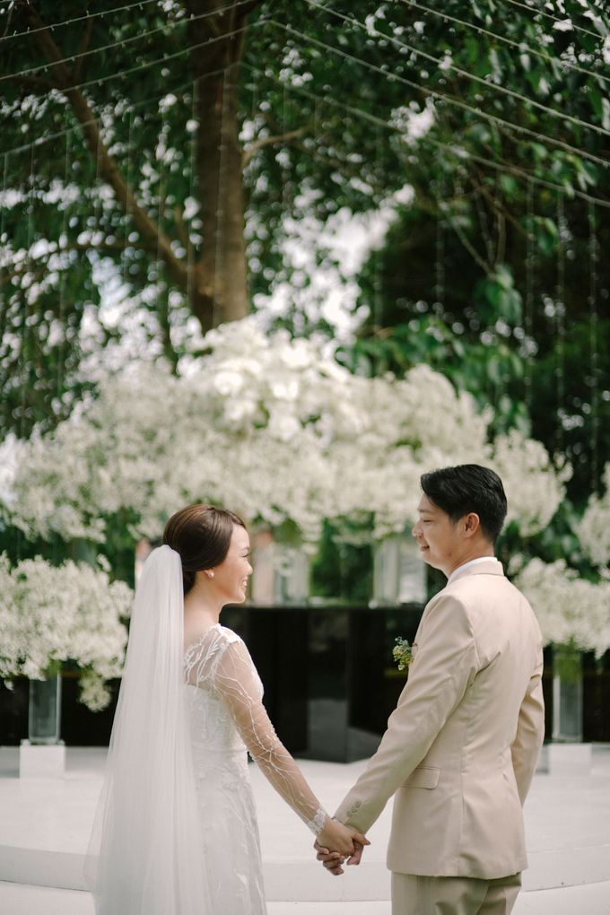 The Wedding of Hardi and Fanny by Kate Bridal and Couture - 007
