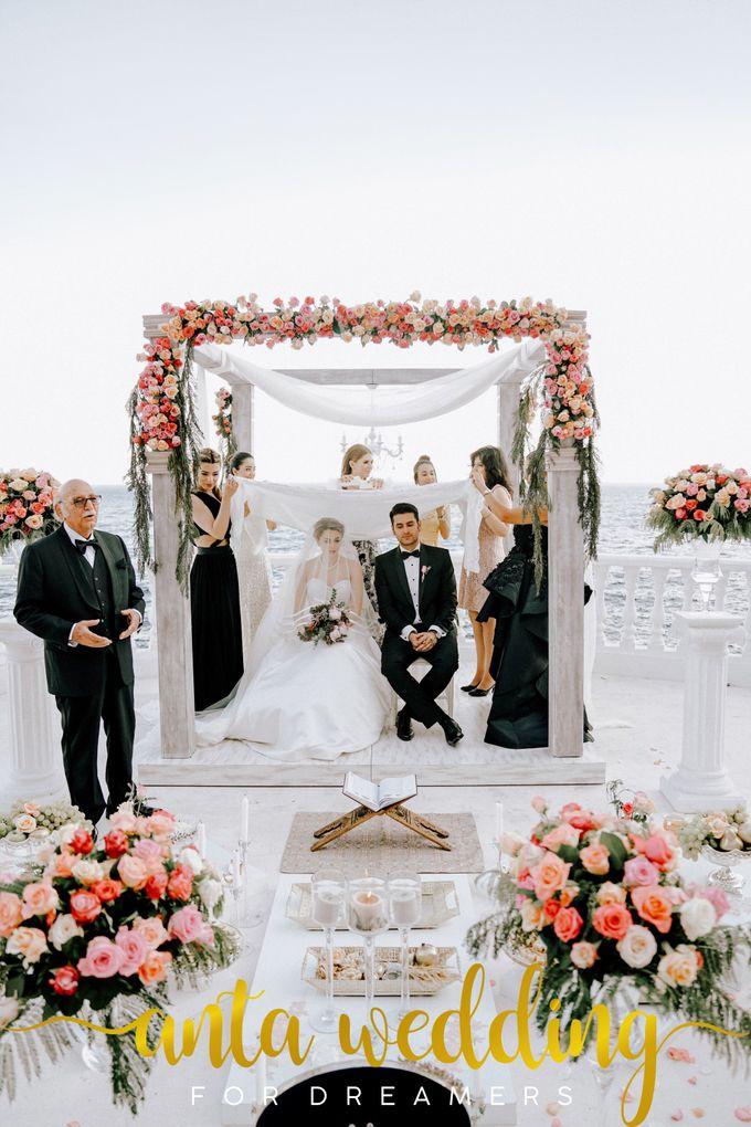 Iranian Wedding At Arma Restaurant by Anta Organization Wedding & Event Planner - 011