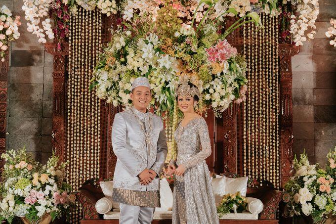 Wedding of Kika & Adit by Minity Catering - 001
