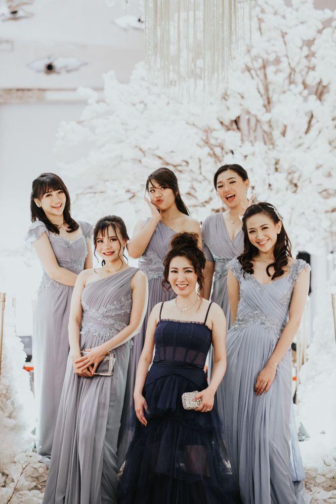 The Wedding of Echa Soemantri & Jessica Vania - ex JKT 48 by Pizzaro Sensation Design - 012