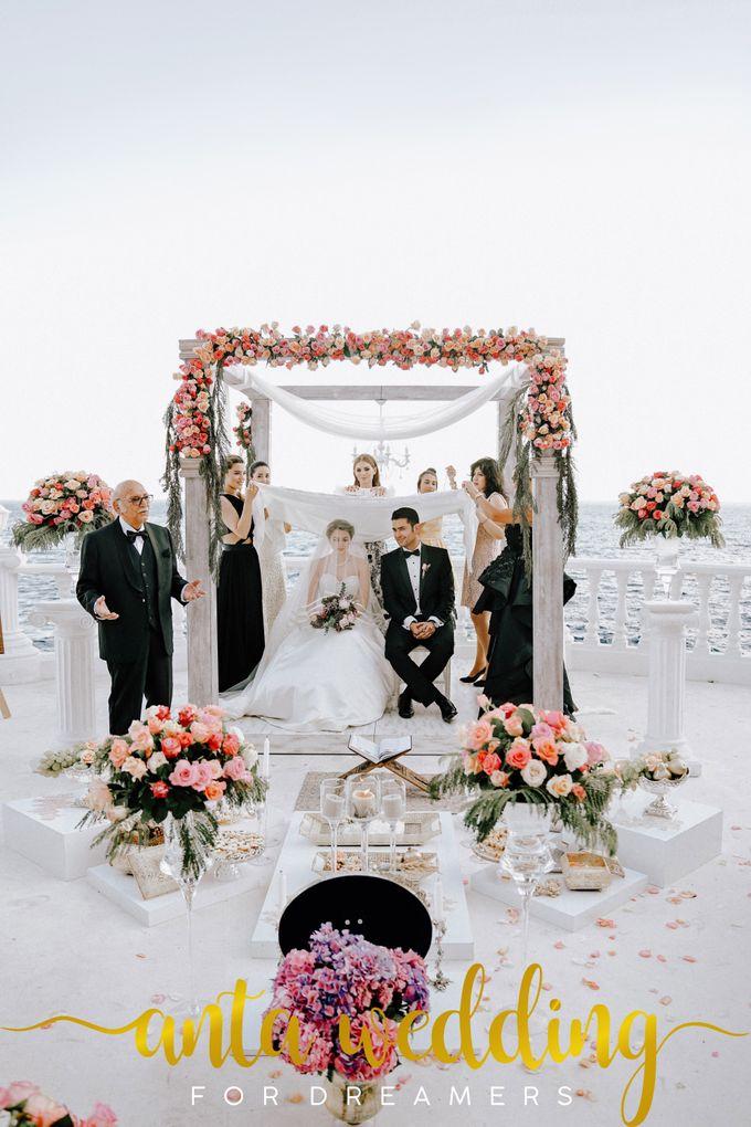Iranian Wedding At Arma Restaurant by Anta Organization Wedding & Event Planner - 012