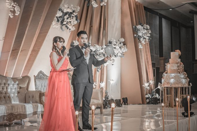 Engagement of LIVIA & ALBERT by Aldo Adela MC & Magician - 004