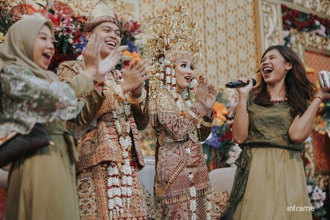 Yozha & Weldy Wedding day by Inframe photo video - 003