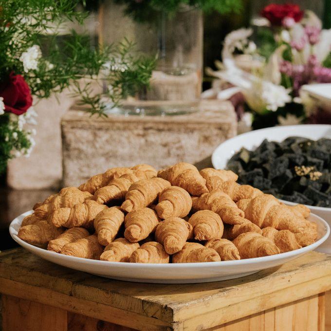 Wedding of Ghafiq & Nenes by Minity Catering - 024