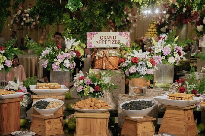 Wedding of Ghafiq & Nenes by Minity Catering - 023