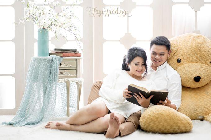 Gunawan & Cynthia by Faye Wedding - 005