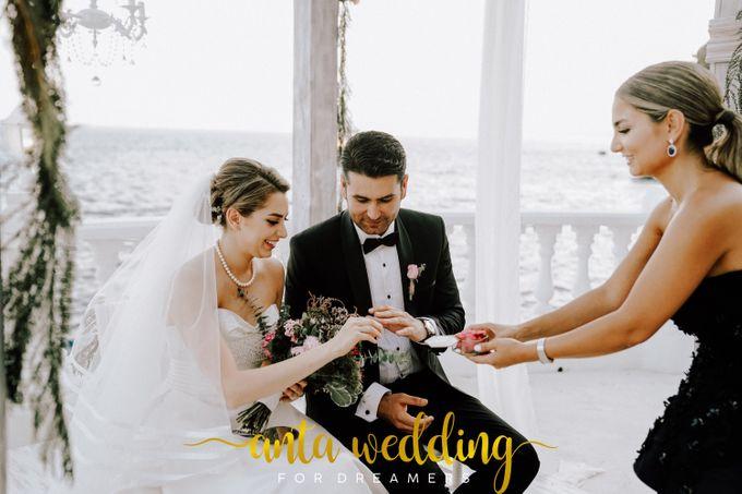 Iranian Wedding At Arma Restaurant by Anta Organization Wedding & Event Planner - 014