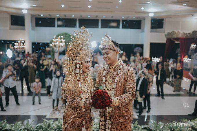 Yozha & Weldy Wedding day by Inframe photo video - 004