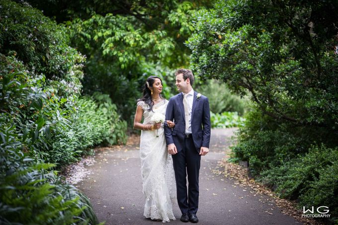 Wedding of Steph & Matthew by WG Photography - 015