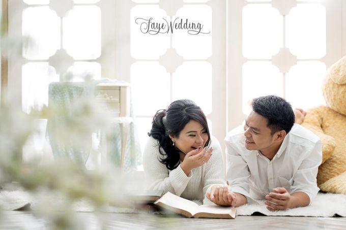 Gunawan & Cynthia by Faye Wedding - 003