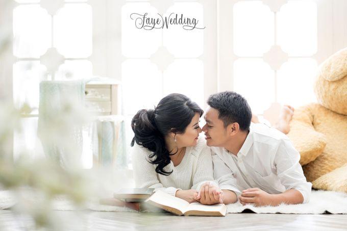Gunawan & Cynthia by Faye Wedding - 002