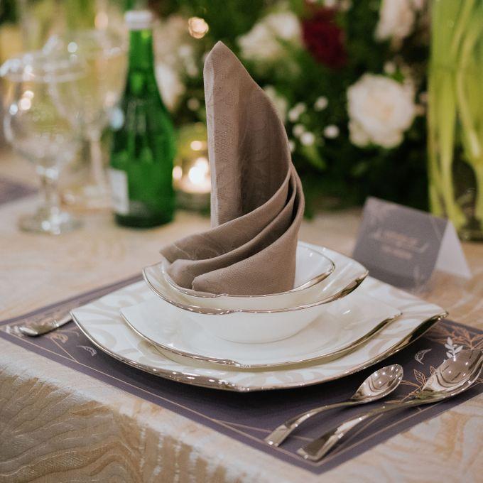 Wedding of Ghafiq & Nenes by Minity Catering - 002