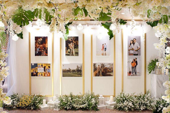 Wedding of Erwin & Laras by Mandarin Oriental, Jakarta - 010