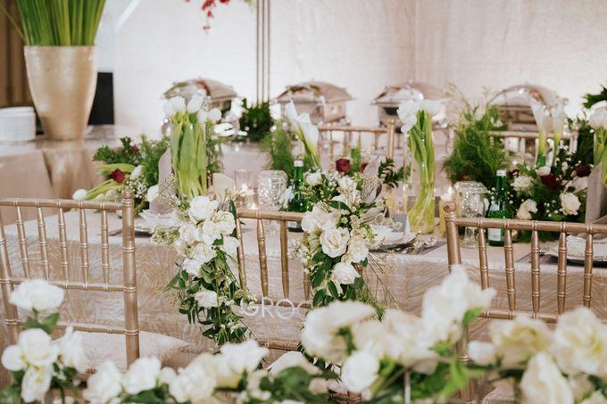 Wedding of Ghafiq & Nenes by Minity Catering - 003