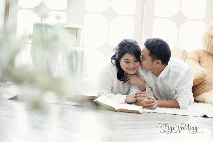 Gunawan & Cynthia by Faye Wedding - 001
