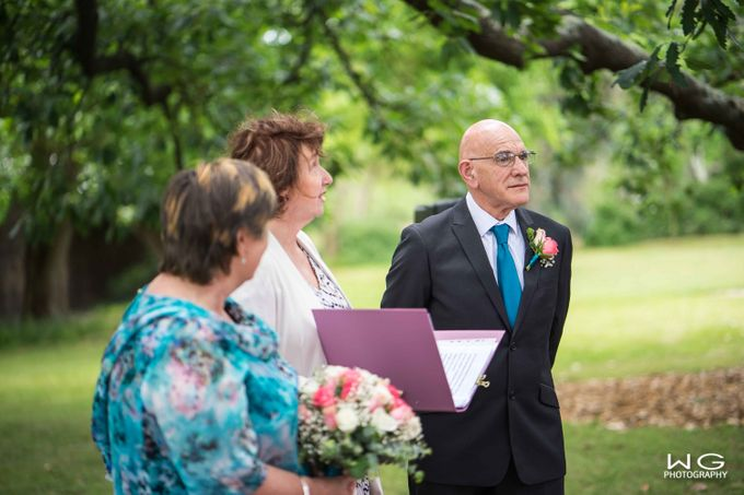 Wedding of Kate & Alex by WG Photography - 002