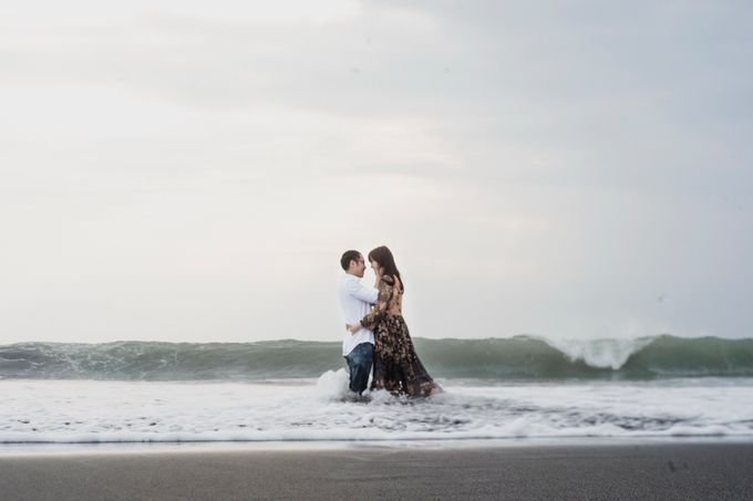 The Prewedding of Endy & Widya by LUNETTE VISUAL INDUSTRIE - 003
