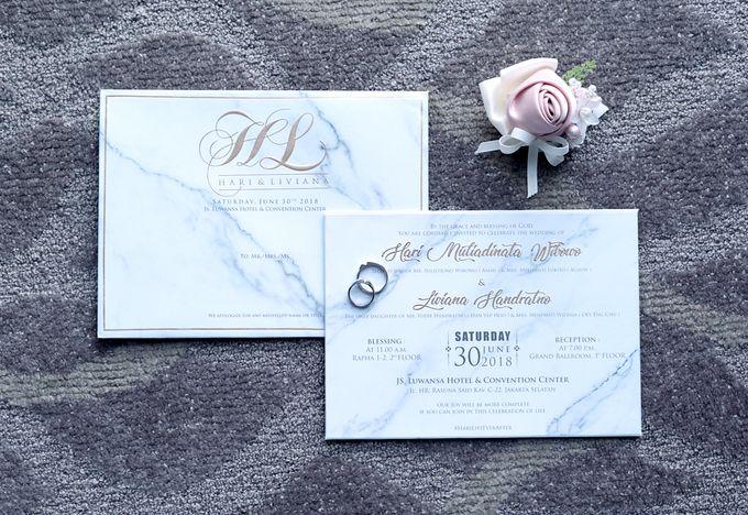 Hari & Liviana Wedding by Irene Jessie - 025