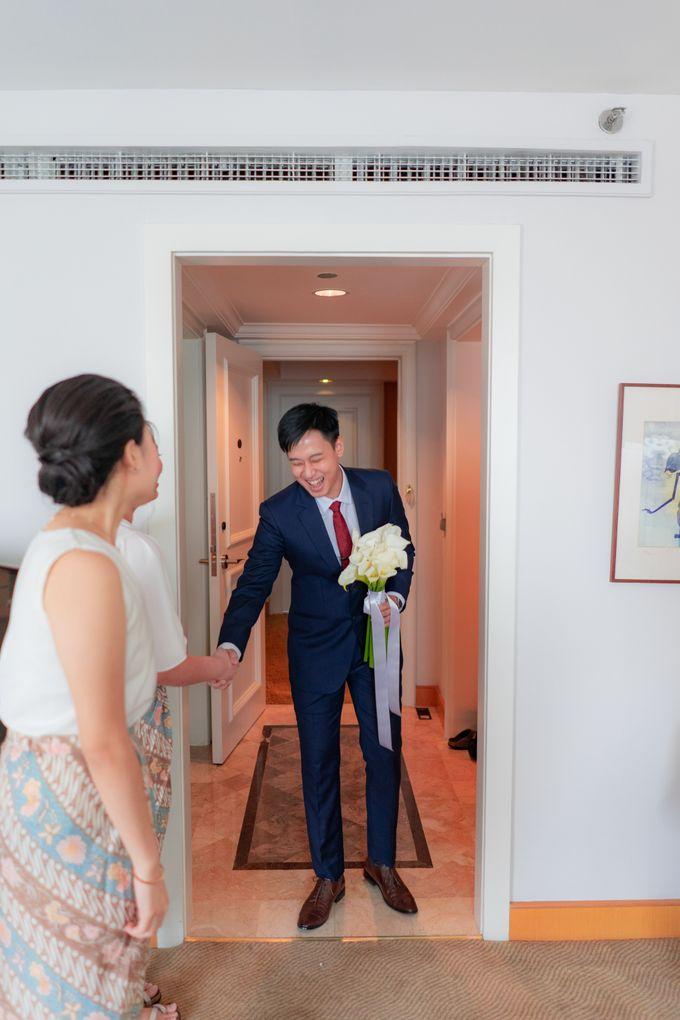 The Wedding of Andreas & Janice by Memoira Studio - 022