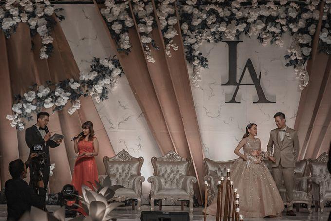 Engagement of LIVIA & ALBERT by Aldo Adela MC & Magician - 005