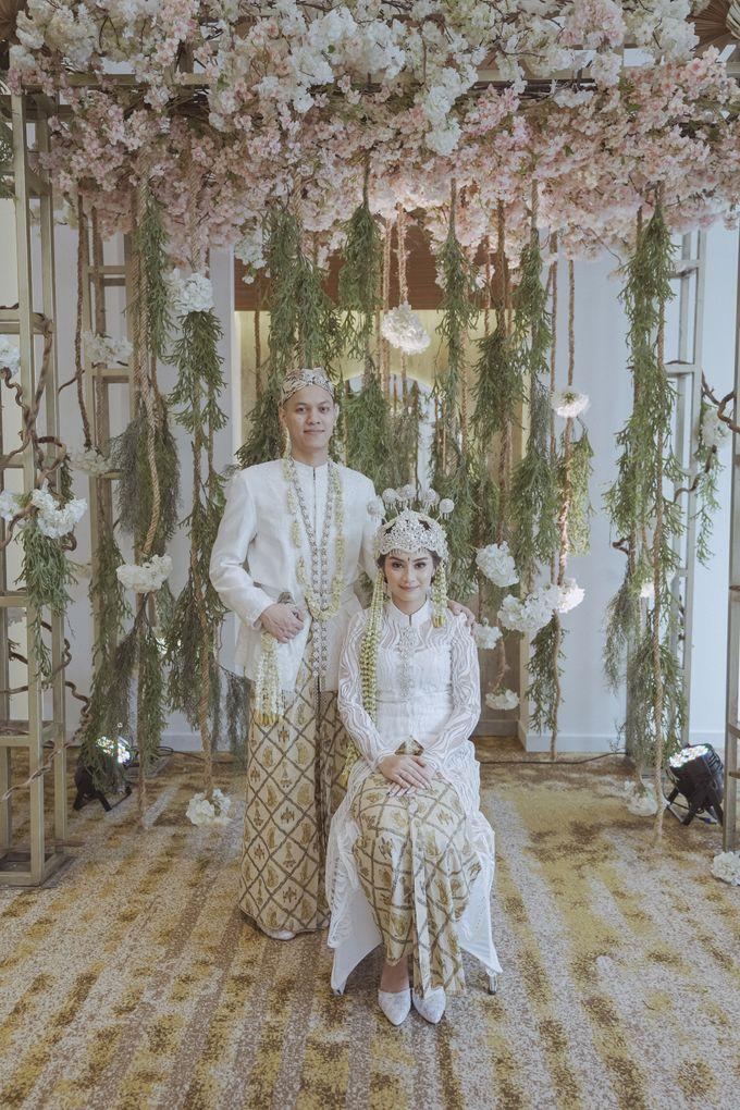 Wedding Allysha & Rachman by UK International Jakarta - 010