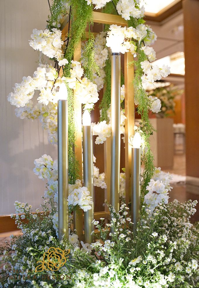 Wedding of Erwin & Laras by Mandarin Oriental, Jakarta - 009