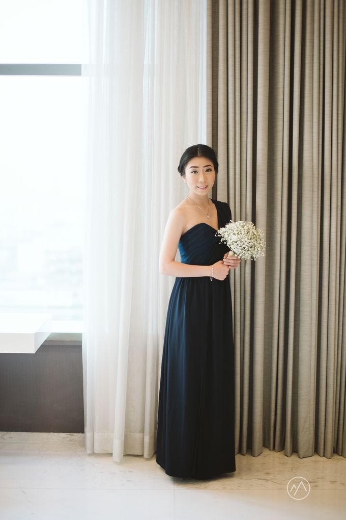 Jonathan & Malda - Elegance in Blue by MALVA Bridesmaids - 008