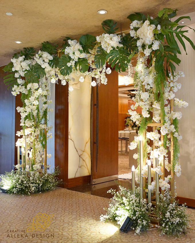 Wedding of Erwin & Laras by Mandarin Oriental, Jakarta - 008