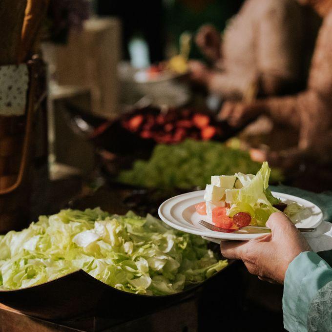 Wedding of Ghafiq & Nenes by Minity Catering - 029