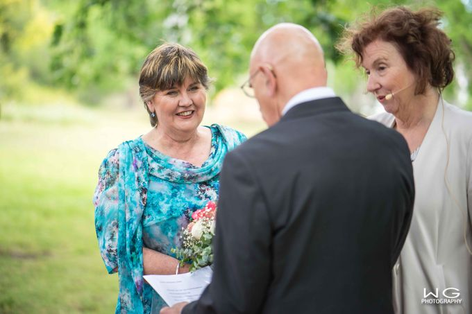 Wedding of Kate & Alex by WG Photography - 003