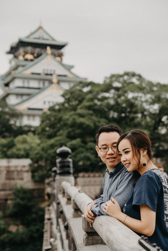 Prewedding Hadi & Evelyn Japan by Topoto - 014