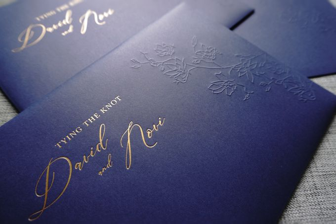 Starry Night by Trouvaille Invitation - 003