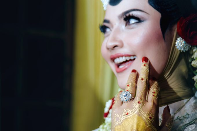 Akad Nikah of Ayu & Artha by: Gofotovideo by GoFotoVideo - 006
