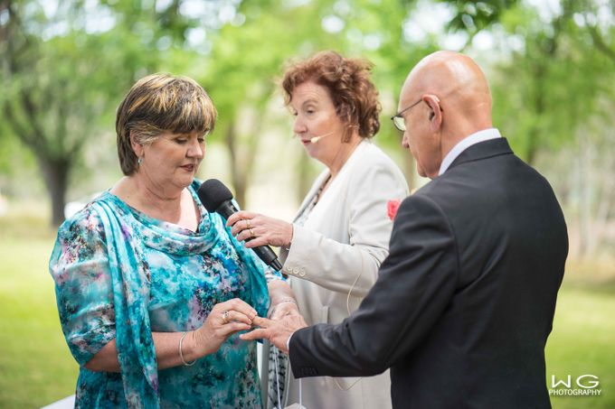 Wedding of Kate & Alex by WG Photography - 004