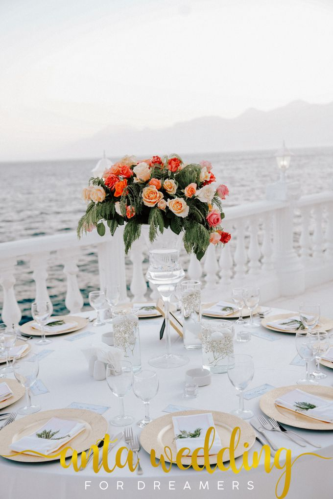 Iranian Wedding At Arma Restaurant by Anta Organization Wedding & Event Planner - 017