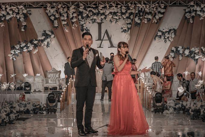Engagement of LIVIA & ALBERT by Aldo Adela MC & Magician - 006