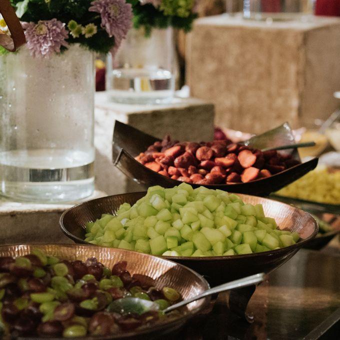 Wedding of Ghafiq & Nenes by Minity Catering - 028