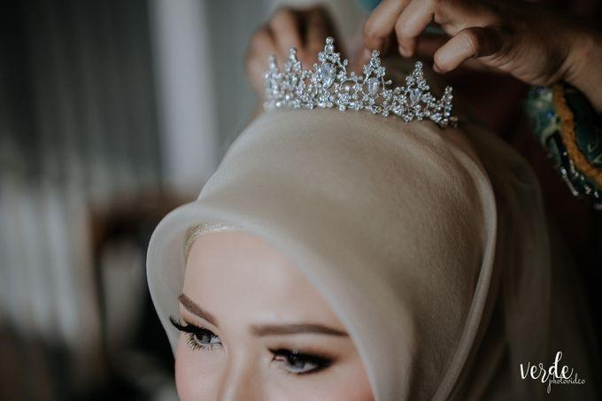 The Wedding Akbar & Rara by AVIARY Bintaro - 004