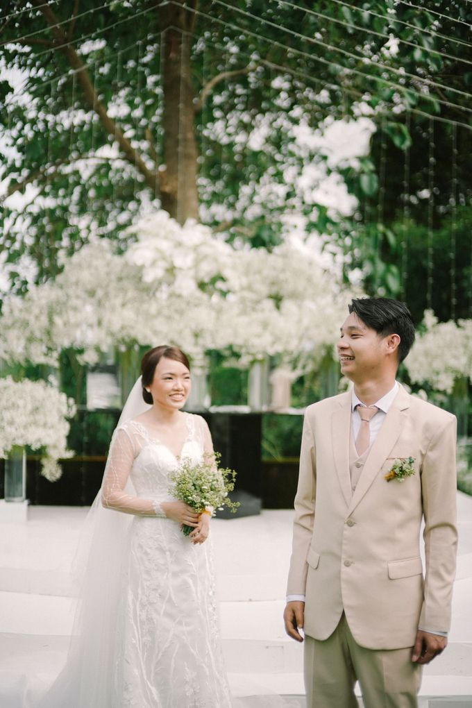 The Wedding of Hardi and Fanny by Kate Bridal and Couture - 011