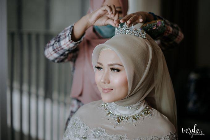 The Wedding Akbar & Rara by AVIARY Bintaro - 005