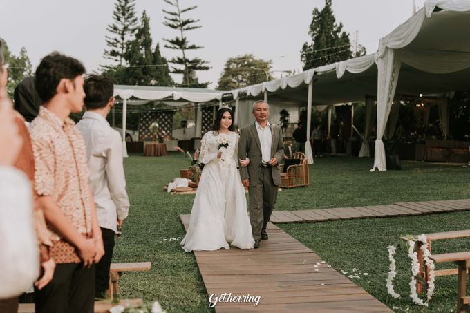 Mely & Hamzah Wedding by Get Her Ring - 005